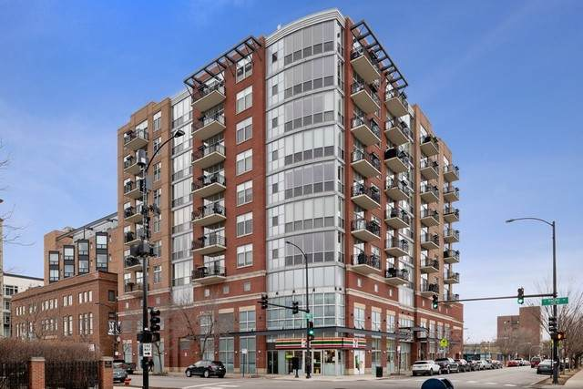 1201 W Adams Street #1003, Chicago, IL 60607 (MLS #10680040) :: Property Consultants Realty