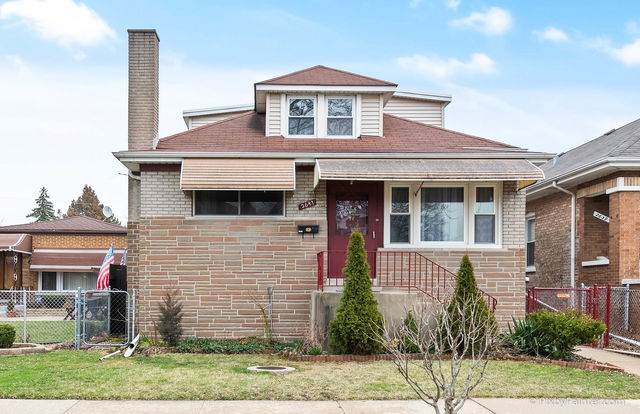 2641 N 73rd Court, Elmwood Park, IL 60707 (MLS #10680070) :: Property Consultants Realty