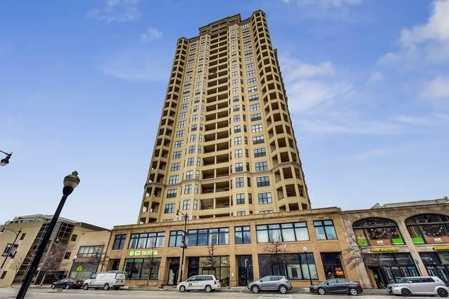 1464 S Michigan Avenue #1601, Chicago, IL 60605 (MLS #10680104) :: BN Homes Group