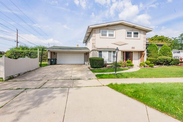 9312 Ozark Avenue, Morton Grove, IL 60053 (MLS #10680112) :: Baz Network | Keller Williams Elite