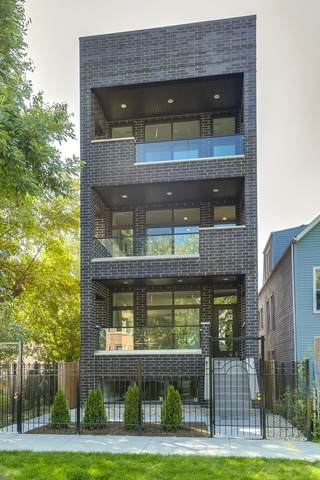 1818 N Sawyer Avenue 1W, Chicago, IL 60647 (MLS #10680126) :: Helen Oliveri Real Estate