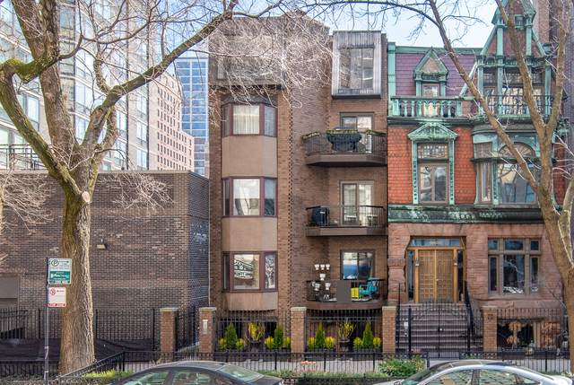 1245 N Dearborn Street Gn, Chicago, IL 60610 (MLS #10680134) :: Property Consultants Realty