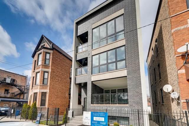 2240 W Medill Avenue #2, Chicago, IL 60647 (MLS #10680140) :: Helen Oliveri Real Estate