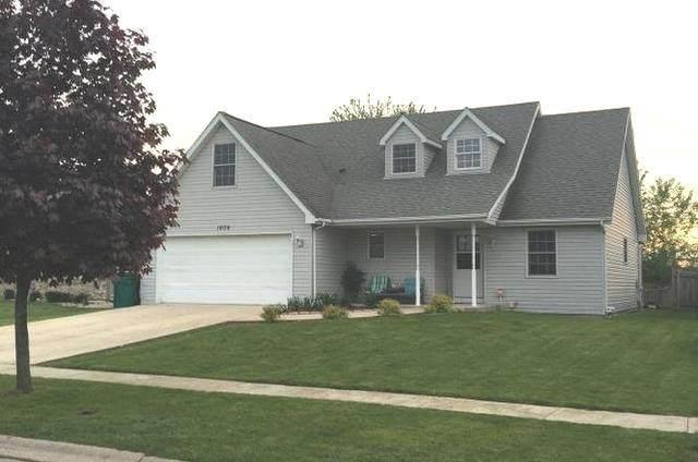 1609 N Overlook Drive, Joliet, IL 60431 (MLS #10680154) :: Lewke Partners