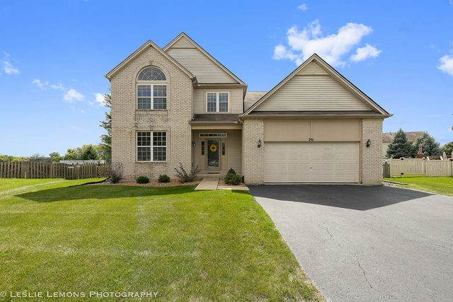 291 Violet Drive, Romeoville, IL 60446 (MLS #10680160) :: The Wexler Group at Keller Williams Preferred Realty