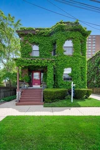 3941 N Wayne Avenue, Chicago, IL 60613 (MLS #10680166) :: Property Consultants Realty