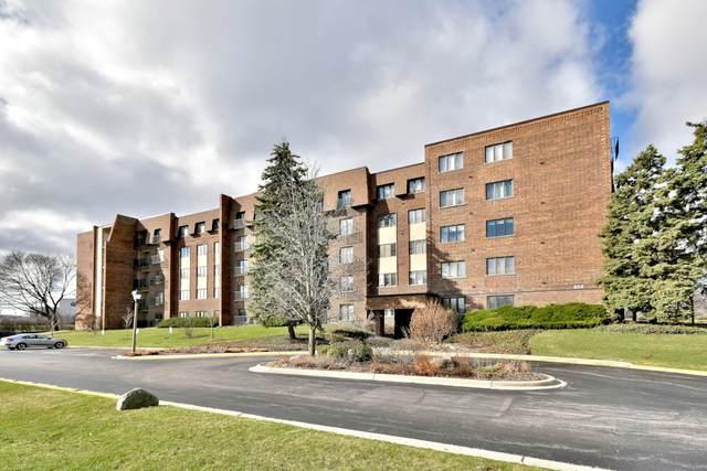 453 Raintree Drive 3P, Glen Ellyn, IL 60137 (MLS #10680173) :: Lewke Partners
