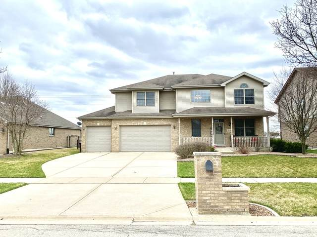 896 Ruthenbeck Lane, New Lenox, IL 60451 (MLS #10680182) :: Century 21 Affiliated
