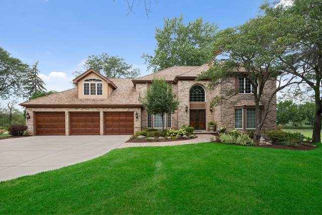 312 Hambletonian Drive, Oak Brook, IL 60523 (MLS #10680208) :: Angela Walker Homes Real Estate Group