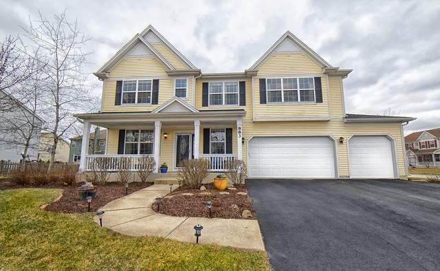 883 W Courtland Street, Mundelein, IL 60060 (MLS #10680264) :: Helen Oliveri Real Estate