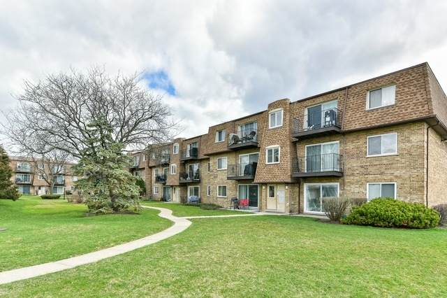 9463 Bay Colony 2S, Des Plaines, IL 60016 (MLS #10680288) :: BN Homes Group