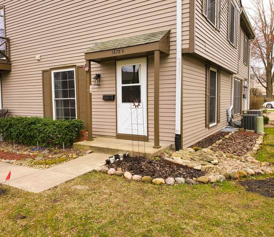 1678 Ashburn Court B, Wheaton, IL 60189 (MLS #10680305) :: Property Consultants Realty