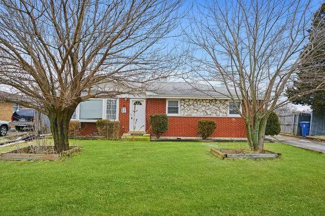 8335 S Thomas Avenue, Bridgeview, IL 60455 (MLS #10680315) :: Helen Oliveri Real Estate