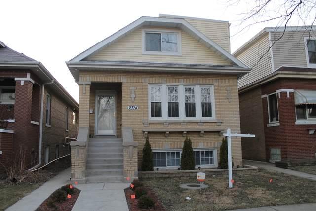 2714 S 61st Court, Cicero, IL 60804 (MLS #10680382) :: Helen Oliveri Real Estate