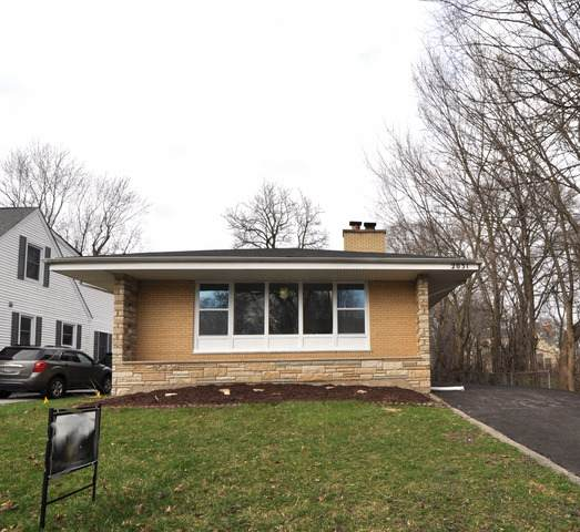 2031 Marston Lane, Flossmoor, IL 60422 (MLS #10680399) :: The Wexler Group at Keller Williams Preferred Realty