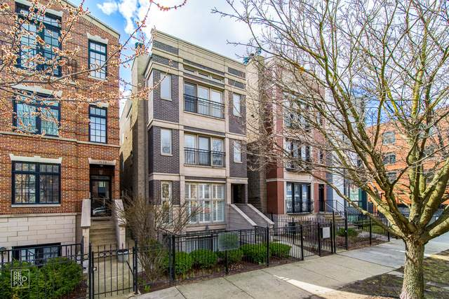 1541 W Montana Street #1, Chicago, IL 60614 (MLS #10680401) :: BN Homes Group