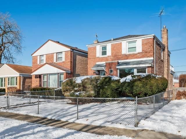 3104 W Jerome Street, Chicago, IL 60645 (MLS #10680413) :: John Lyons Real Estate