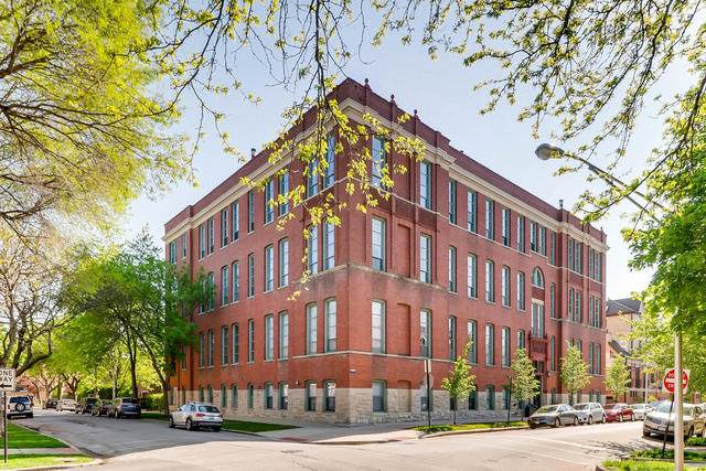 1445 W Belden Avenue 4J, Chicago, IL 60614 (MLS #10680440) :: The Wexler Group at Keller Williams Preferred Realty