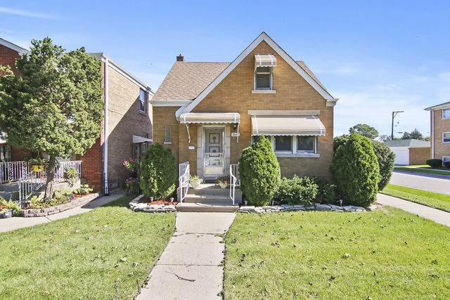 3647 Ridgeland Avenue, Berwyn, IL 60402 (MLS #10680455) :: The Mattz Mega Group