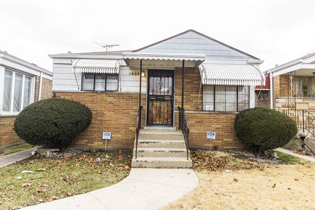 7820 S Sawyer Avenue, Chicago, IL 60652 (MLS #10680471) :: Property Consultants Realty