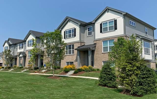 3S517 Barkley Avenue 1-2, Warrenville, IL 60555 (MLS #10680536) :: Property Consultants Realty