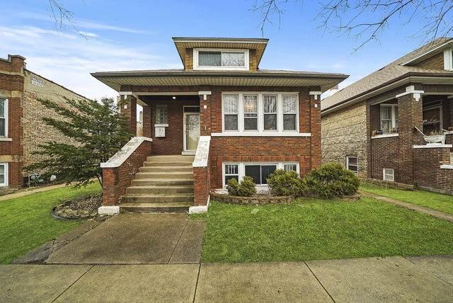 2235 S Austin Boulevard, Cicero, IL 60804 (MLS #10680545) :: Helen Oliveri Real Estate
