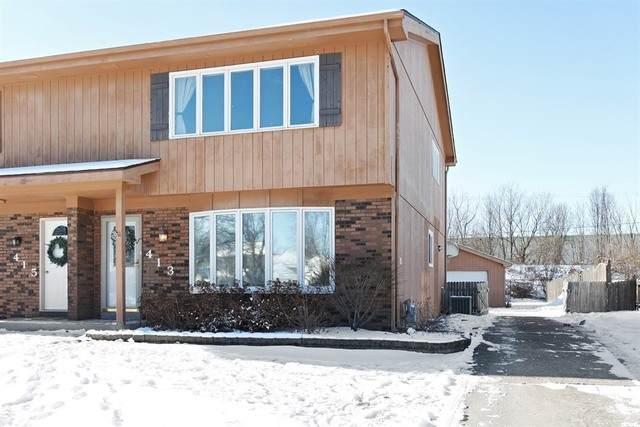413 S Raven Road, Shorewood, IL 60404 (MLS #10680550) :: Suburban Life Realty