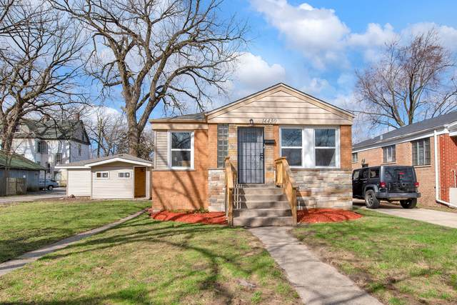 14430 Dobson Avenue, Dolton, IL 60419 (MLS #10680578) :: Property Consultants Realty