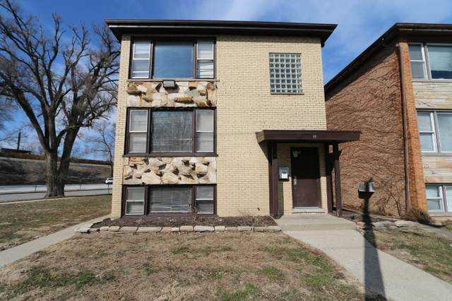 15 W 137th Street, Riverdale, IL 60827 (MLS #10680599) :: Century 21 Affiliated