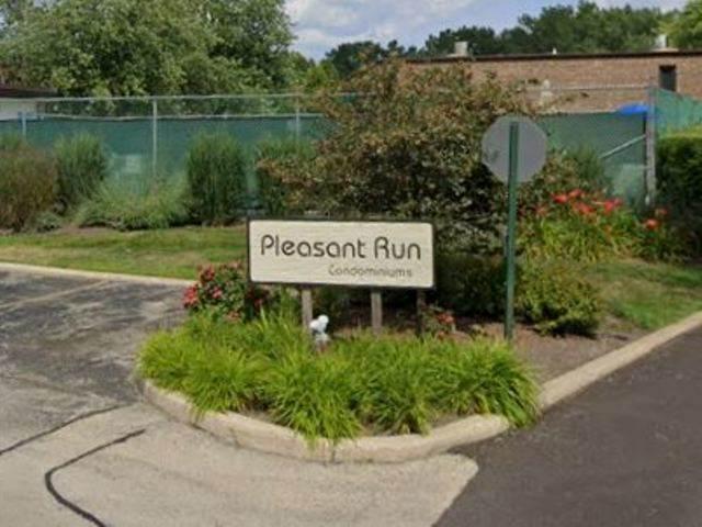 1203 Pleasant Run Drive #111, Wheeling, IL 60090 (MLS #10680608) :: The Mattz Mega Group