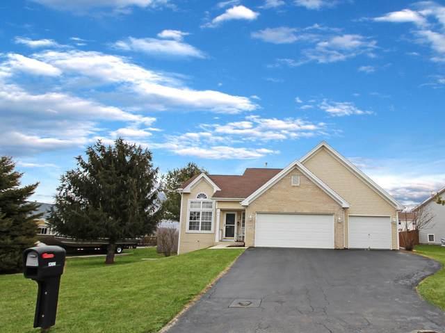 1306 Michael Drive, Pecatonica, IL 61063 (MLS #10680629) :: Helen Oliveri Real Estate