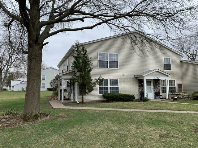 1380 N Glen Circle B, Aurora, IL 60506 (MLS #10680641) :: Touchstone Group