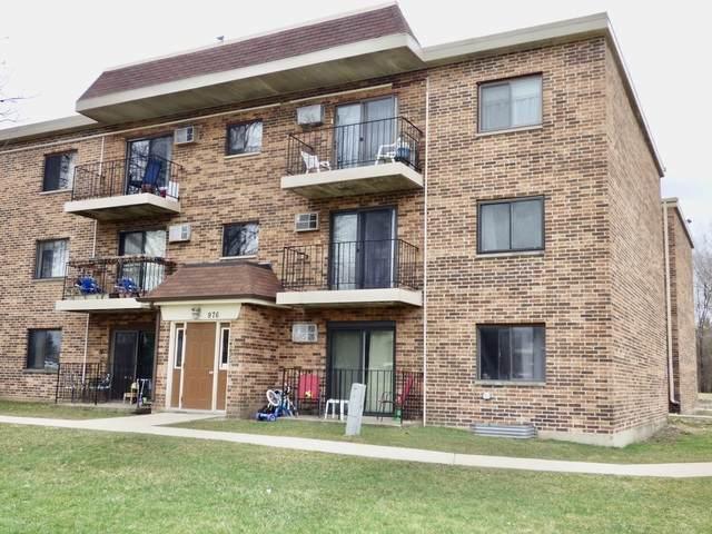 976 N Rohlwing Road 101B, Addison, IL 60101 (MLS #10680657) :: The Mattz Mega Group
