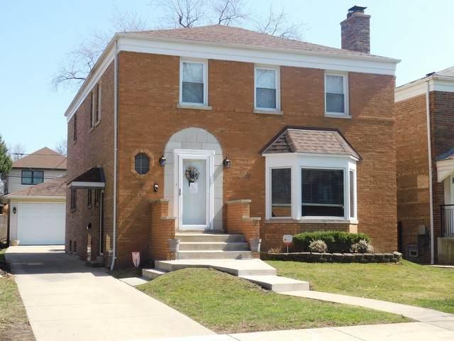 10819 S Washtenaw Avenue, Chicago, IL 60655 (MLS #10680677) :: Janet Jurich