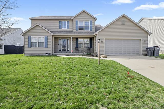 819 Chickory Drive, Champaign, IL 61822 (MLS #10680693) :: Property Consultants Realty