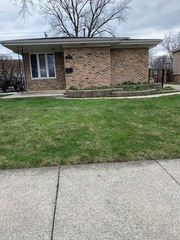16416 George Drive, Oak Forest, IL 60452 (MLS #10680694) :: Century 21 Affiliated