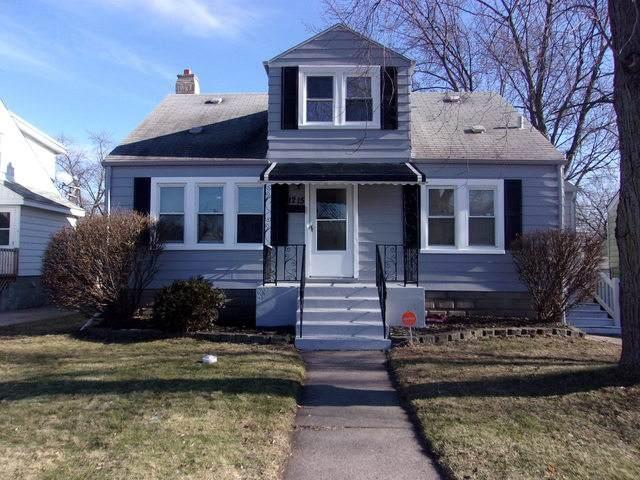 1215 Hirsch Avenue, Calumet City, IL 60409 (MLS #10680742) :: The Wexler Group at Keller Williams Preferred Realty