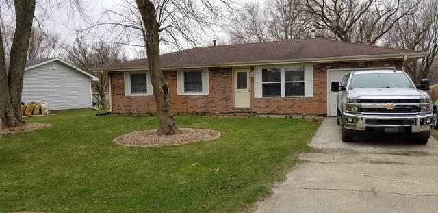 334 Erickson Road, Rochelle, IL 61068 (MLS #10680751) :: Suburban Life Realty