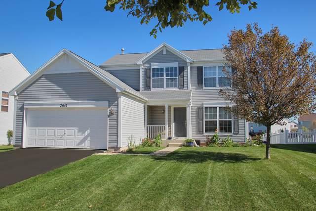 2616 Discovery Drive, Plainfield, IL 60586 (MLS #10680783) :: Lewke Partners