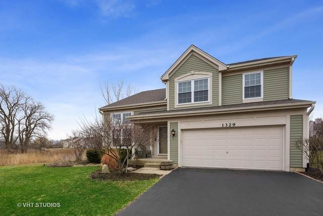 1329 Collins Drive, Cary, IL 60013 (MLS #10680795) :: Property Consultants Realty