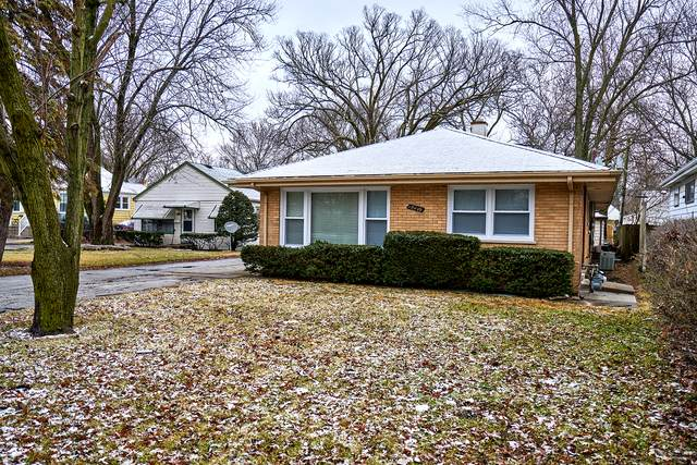 18449 Harwood Avenue, Homewood, IL 60430 (MLS #10680806) :: The Wexler Group at Keller Williams Preferred Realty