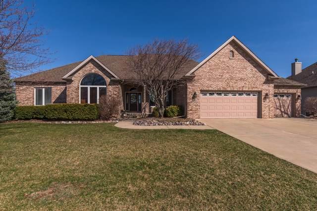 302 Northridge Cc Estates, Normal, IL 61761 (MLS #10680816) :: Century 21 Affiliated
