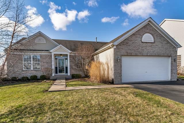 1615 Auburn Lakes Drive, Shorewood, IL 60404 (MLS #10680835) :: Touchstone Group