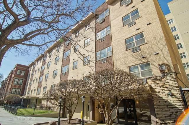 420 W Aldine Avenue #404, Chicago, IL 60657 (MLS #10680931) :: BN Homes Group