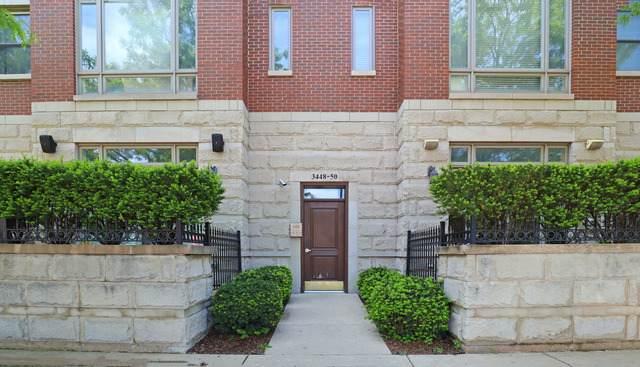 3450 N Ashland Avenue 1N, Chicago, IL 60657 (MLS #10680954) :: John Lyons Real Estate
