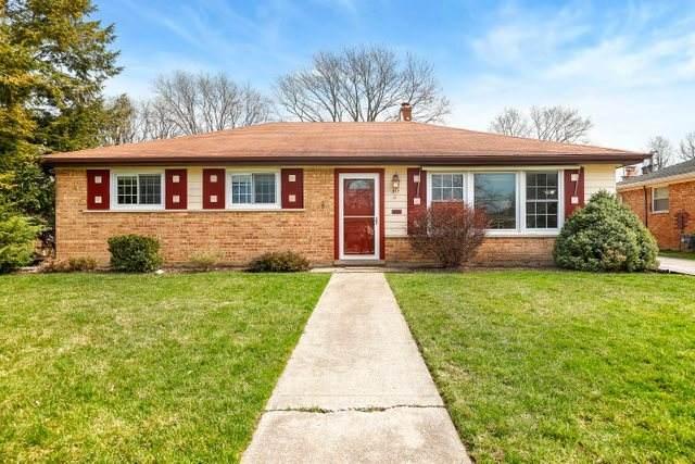 877 S 3rd Avenue, Des Plaines, IL 60016 (MLS #10681023) :: Helen Oliveri Real Estate