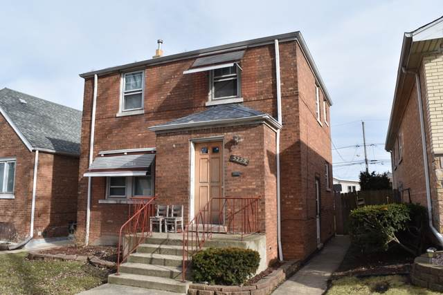 5229 S Parkside Avenue, Chicago, IL 60638 (MLS #10681080) :: BN Homes Group