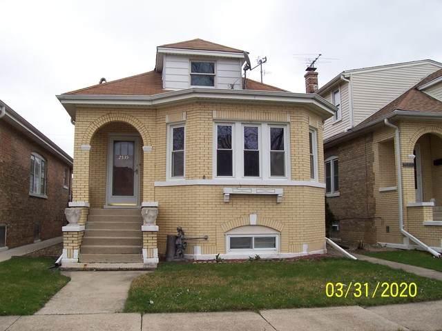 2539 N 73rd Avenue, Elmwood Park, IL 60707 (MLS #10681108) :: Property Consultants Realty