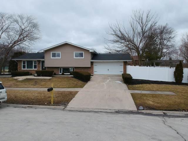16701 76th Avenue, Tinley Park, IL 60477 (MLS #10681131) :: Century 21 Affiliated