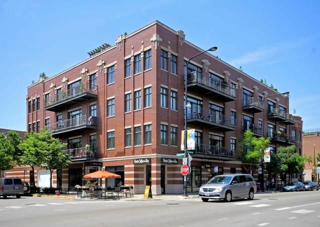800 W Cornelia Avenue #204, Chicago, IL 60657 (MLS #10681134) :: BN Homes Group